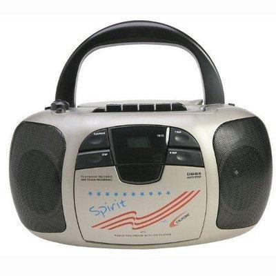 Victory Multimedia Califone Spirit Multimedia Player/Recorder By Ergoguys - LCD - CD-DA - 108MHz 1710MHz