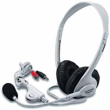 Ergoguys Multimedia Stereo Headphone - Connectivity Wired - Stereo - Over-the-head - Beige (3060av)