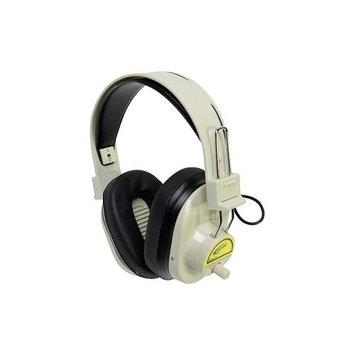 Ergoguys Califone Wireless Headphones Color-Coded Yellow