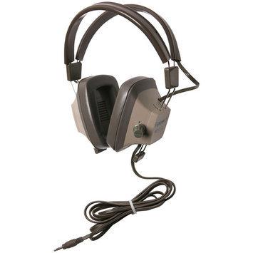 Califone Headset W/3.5mm Plug, Replaceable Cord Via Ergoguys