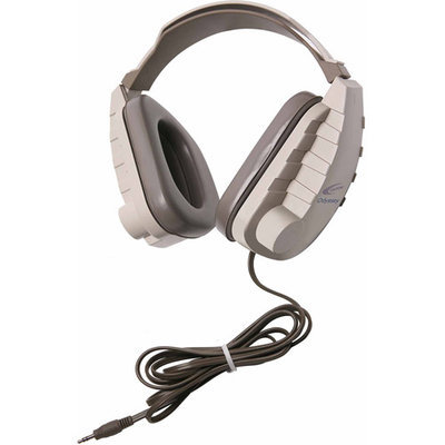 Ergoguys Califone Odyssey Binaural Headphone with 3.5mm Stereo Plug