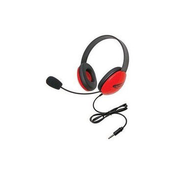 Califone International, Inc. Califone Listening First Stereo Headset with To Go Plug