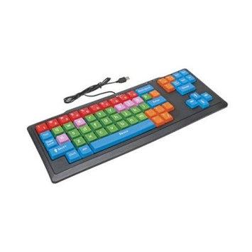 Califone International, Inc. Califone Oversized Wired Keyboard