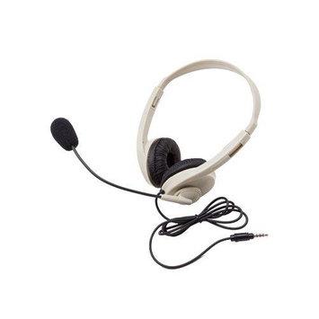 Califone International, Inc. CalifoneMultimedia Stereo Headsets w/Mic Via Ergoguys