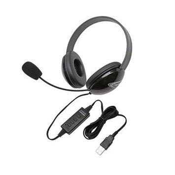 Califone International, Inc. Califone Listening First Stereo Headset