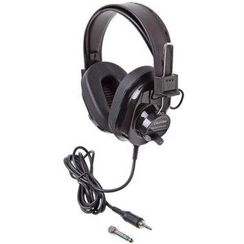 Califone International, Inc. Califone Deluxe Monaural & Stereo Headphones Via Ergoguys