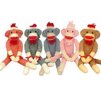 Ozark Mountain Kids Original Sock Monkey
