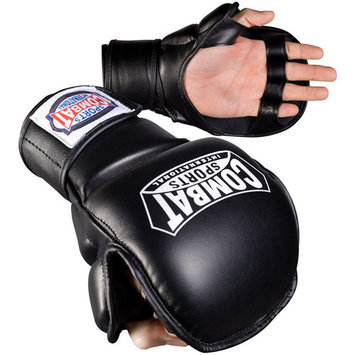 Combat Sports MMA Synthetic Safety Sparring Gloves