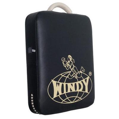 Ringside Windy Thai Suitcase Pad - Black/Beige