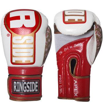 Ringside Boxing Apex Fitness Bag Gloves - S/M - Purple/White