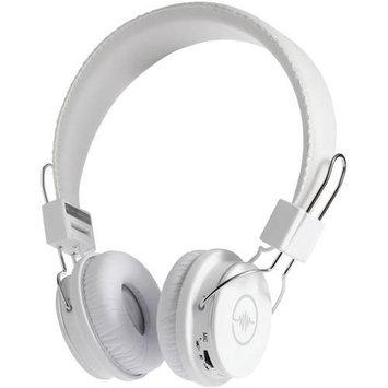 Blue Tiger 17-090857 Soundtrax[tm] Bluetooth[r] Stereo Headphones [white]