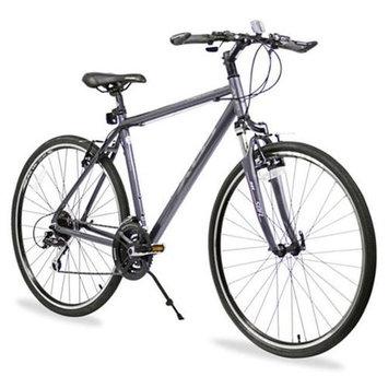 XDS XDSC300G46 Cross 300 Mens 24-Speed Hybrid Bike 46cm. - Grey