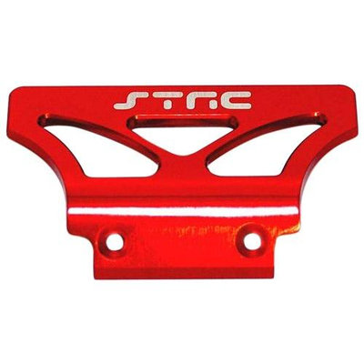 ST Racing Concepts ST2735R Front Bumper for Slash, Rustler, Stampede and Bandit (Red) STRC0034 ST RACING CONCEPTS