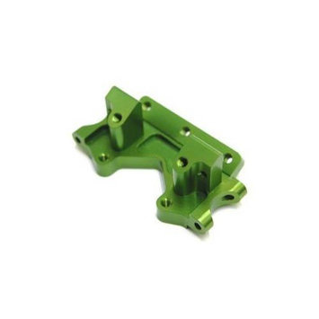 ST Racing Concepts ST2530G Front Bulkhead for Slash, Rustler, Stampede and Bandit (Green) STRC0144 ST RACING CONCEPTS