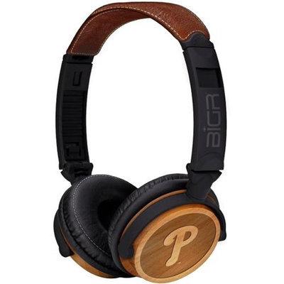 Bigr Audio Big R Audio Headphones XLMLBPP3 Philadelphia Phillies Mlb Accs Licensed Monitor Style Headphones