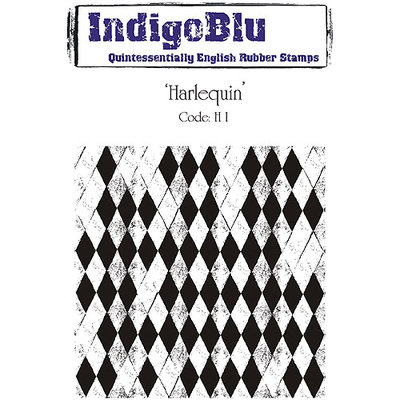 IndigoBlu Cling Mounted Stamp 4