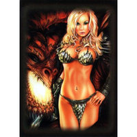 Action Sports Action-Sports CS07 Deck Protectors - Deadly Desires Artists Of Magic