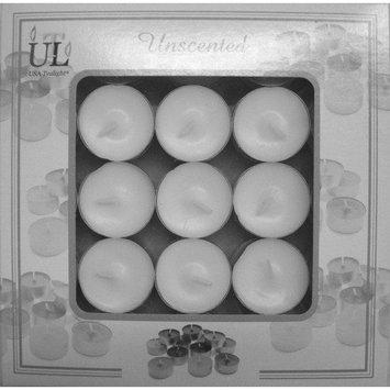 Light Technology Pub Unscented Tealight Candles (Set of 50)