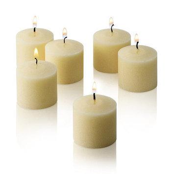 Light Technology Pub New Elegant Unscented Votive Candles (Set of 72)