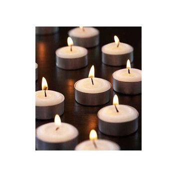 Light Technology Pub Unscented Tealight Candles (Set of 75)