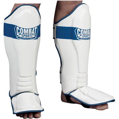 Combat Sports MMA Kickboxing Shin Guards (Large)
