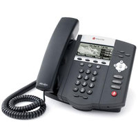 Polycom PY-2200-12450-025 SoundPoint IP 450 PoE Phone