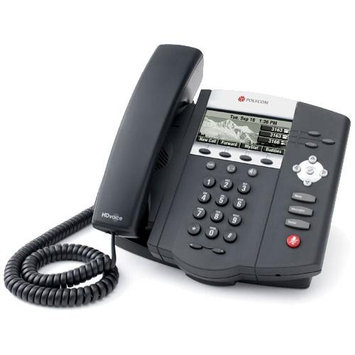 Polycom PY-2200-12450-025 SoundPoint IP 450 PoE Phone