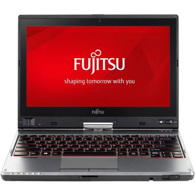 Fujitsu Lifebook T725 Tablet Pc - 12.5 - Wireless Lan - Intel Core I3 I3-5010u 2.10 Ghz - 4GB RAM - 500GB Hdd - Windows 7 Professional 64-bit - Convertible - 1366 X 768 Multi-touch (xbuy-t725-001)