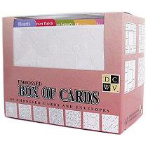Die Cut With A View CM02500013 Box Of Cards Envelopes