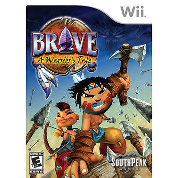 SouthPeak Interactive 126158 Brave- A Warrior in.s Tale -Nintendo Wii
