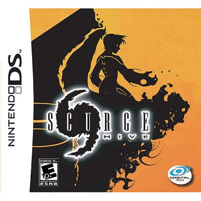 SouthPeak Scurge: Hive - Action/Adventure Game - Nintendo DS