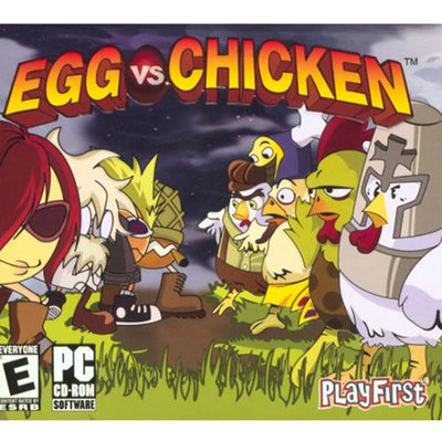Brighter Minds Egg vs Chicken - Action/Adventure Game - PC