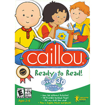 Take 2 Interactive Caillou: Ready To Read