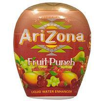 AriZona Fruit Punch Water Enhancer (1.9 oz, 10 pk.)