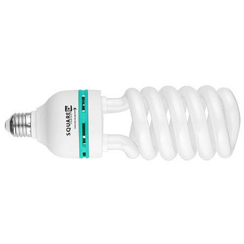 Square Perfect 65 Watt Compact Fluorescent Full Spectrum Photo Bulb