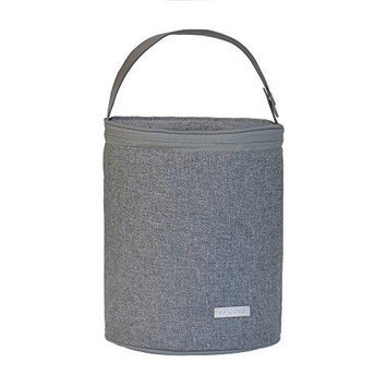 Jj Cole Collections JJCole Gray Heather Bottle Cooler