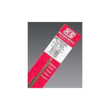 Flat Bars 1/64X1/16 F-1X-2 (2) K+SR8520 K & S Engineering