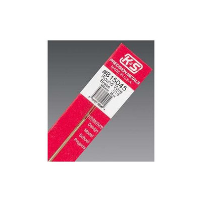Round Wire .016 R-16 (3) K+SR8545 K & S Engineering