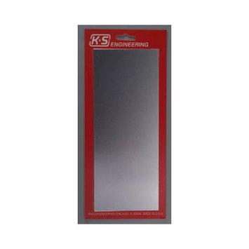 5255 Aluminum Sheet 4x10x.016 Peggable (2) K+SR5255 K & S ENGINEERING