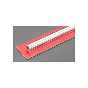 K & S Engineering 9810 Heavy Wall Aluminum Tube 8mm OD x .76mm Wall (1) Multi-Colored