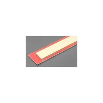 K & S Engineering 9845 Brass Strip 1mm Thick x 18mm Wide (3) Multi-Colored
