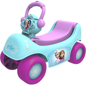 Rgc Redmond Disney Frozen - Musical Winter Coach Ride On