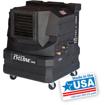 Port-A-Cool PACCYC02 Cyclone 2000 Portable Evaporative Cooler