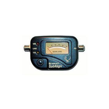Jewell Instruments Llc Triplett Digital Satellite Signal Strength Meter with Tone 3275