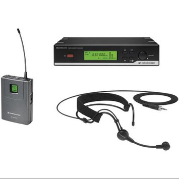 Sennheiser XSW 52-B Headmic Set Wireless Headworn Microphone System