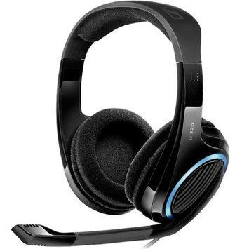 Sennheiser Black Over Ear Gaming Headphones - U320