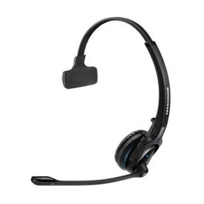 Sennheiser Electronic MBPro1 Premium single-sided Bluetooth Stereo Headset (Black)