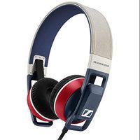 Sennheiser Urbanite On-Ear Headphones with iPhone Controls (Red/Blue)