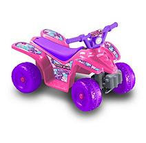 tional Products Ltd. Kid Motorz Quad Cruiser 6-Volt Battery-Powered Ride-On