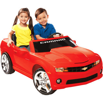 National Products 12 Chevrolet Camaro Ride-On - Red